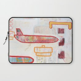 Exit To The Right Laptop Sleeve
