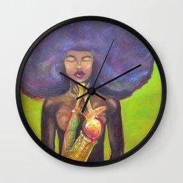 The Jazzsinger Wall Clock