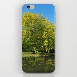 The English Garden iPhone Skin