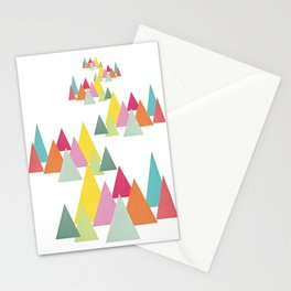 Meandering Forest Stationery Cards