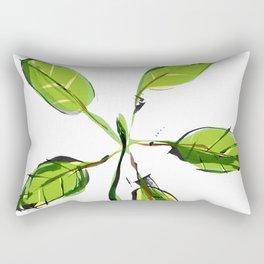 New Growth Rectangular Pillow