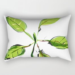 New Growth Rectangular Pillow
