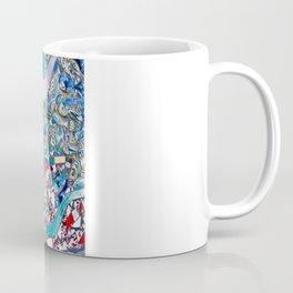 Venice Beach Bathroom Art Coffee Mug