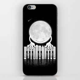 City Tunes iPhone Skin