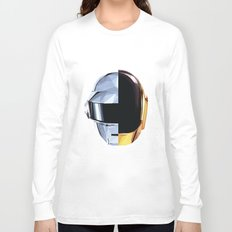 Daft Punk Polygon Long Sleeve T-shirt