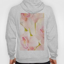 Orchid Flower Bouquet On A Light Background #decor #society6 #homedecor Hoody