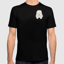 Akamaru Pocket T-shirt