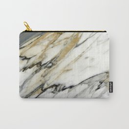 Carrara Marble Carry-All Pouch