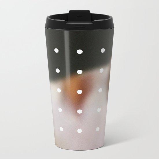 Arrangement In Skintones 57 Metal Travel Mug