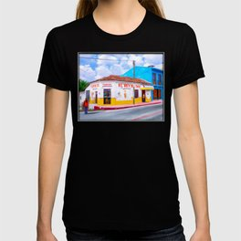 Tacos For Lunch In Chiapas Mexico T-shirt