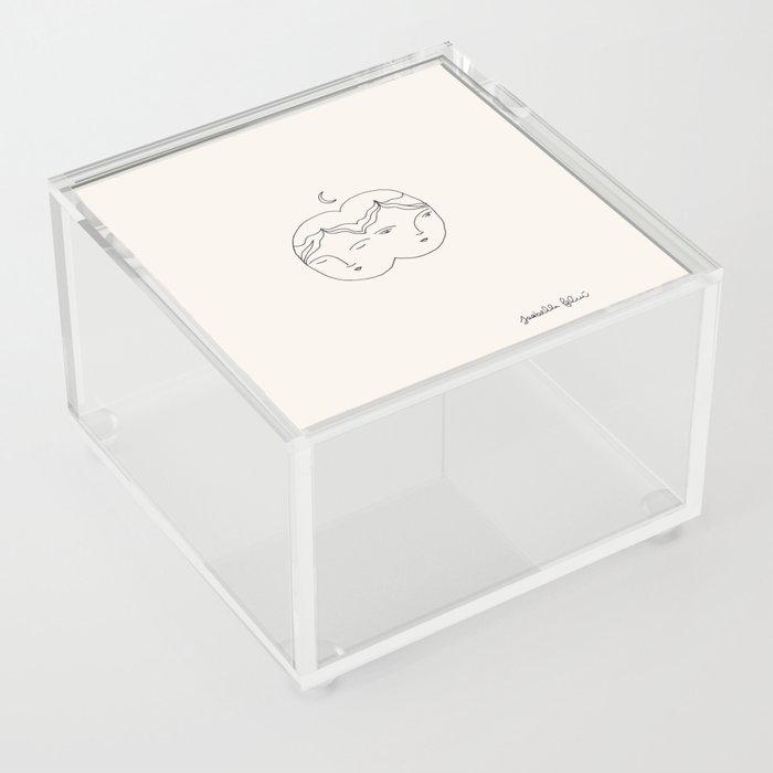 Distracted Acrylic Box