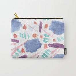 Watercolor Mess Carry-All Pouch