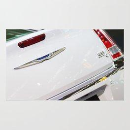 Chrysler 300C Back Light and Logo Rug
