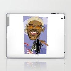 Samuel L Jackson Laptop & iPad Skin