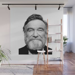 Rest In Peace Robin Williams Wall Mural