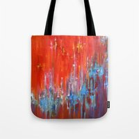 argentina Tote Bags featuring Argentina by Jeannette Stutzman