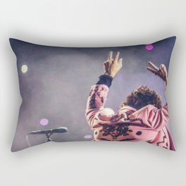Harry styles peace Rectangular Pillow
