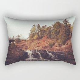 Gooseberry Falls Rectangular Pillow