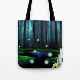 Peace in perfect places Tote Bag