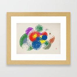 Vadim Framed Art Print