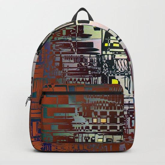 Where Are YOU - 2 / Density III Backpack