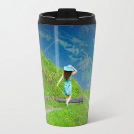 Happy moments in Austria Travel Mug