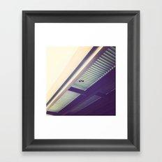 Underbelly. Framed Art Print