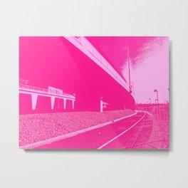 Bridge 17 Metal Print