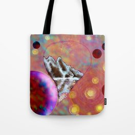 Space mountain Tote Bag