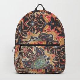 Muted Mandala Backpack