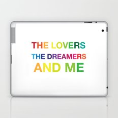 The Lovers, The Dreamers, and Me Laptop & iPad Skin
