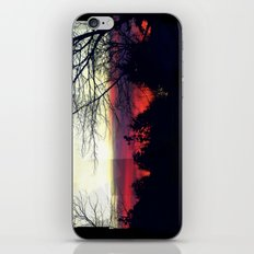 Paint Me A Sunset iPhone & iPod Skin