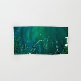 Fairy Tail - Flower on the Water - Magic Grass Hand & Bath Towel