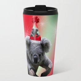 Christmas Koala Travel Mug