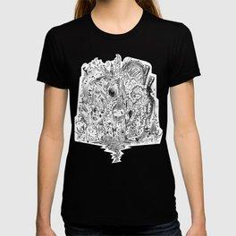 Candyfloss the goat T-shirt