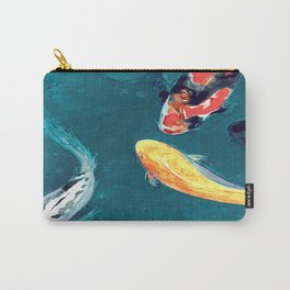 Water Ballet Carry-All Pouch