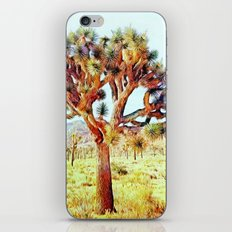Joshua Tree VG Hills by CREYES iPhone & iPod Skin