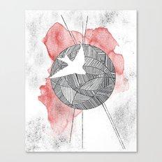 Celerity Canvas Print
