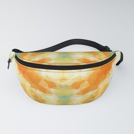"""""""Poncho mood"""" triangles design Fanny Pack"""