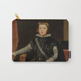 """Diego Velázquez """"Infant Baltasar Carlos"""" Carry-All Pouch"""
