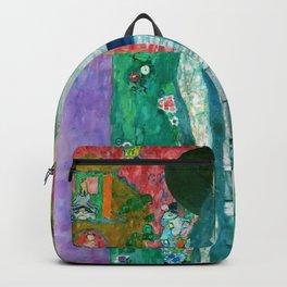 "Gustav Klimt ""Portrait of Adela Bloch-Bauer"" II Backpack"