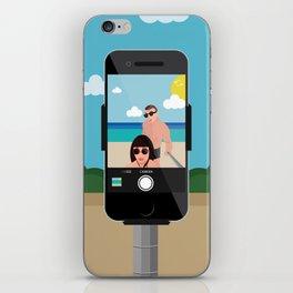 Selfie? iPhone Skin