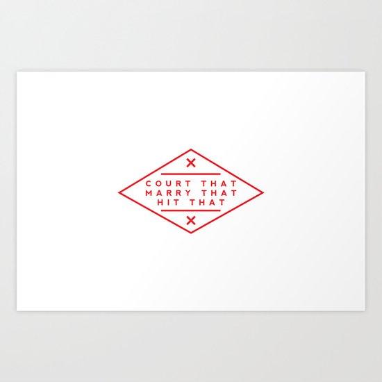 Order Art Print