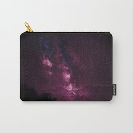 Pink Galaxy Sky Delight Carry-All Pouch