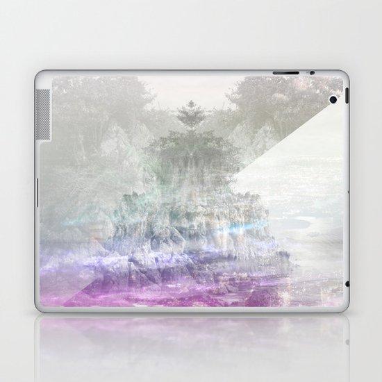 Colored Peak Laptop & iPad Skin