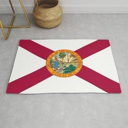 Flag of Florida-floridian,floridan,Miami,Tempa,Orlando,hispanic,beach,sun,jacksonville,holidays,warm Rug