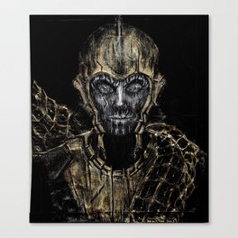 From the Ghoul Closet - Imperator Canvas Print