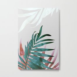 Plant leaves, Foliage, Plants, Botanical Metal Print