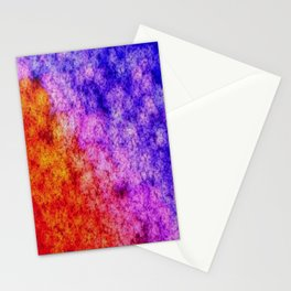 Color Cloud II Stationery Cards