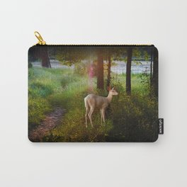 sunset ghost Carry-All Pouch